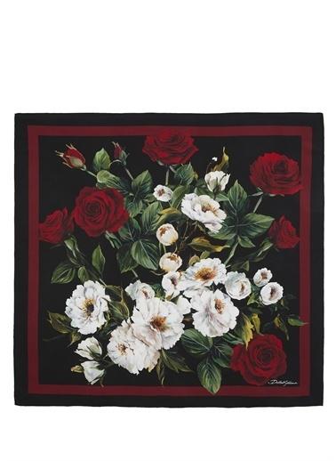 Dolce&Gabbana Şal Kırmızı